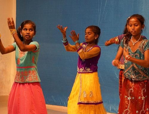 Hjälp till barnhem i Indien