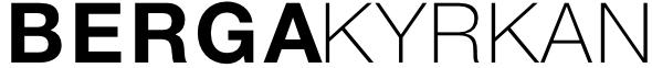 Bergakyrkan Logotyp